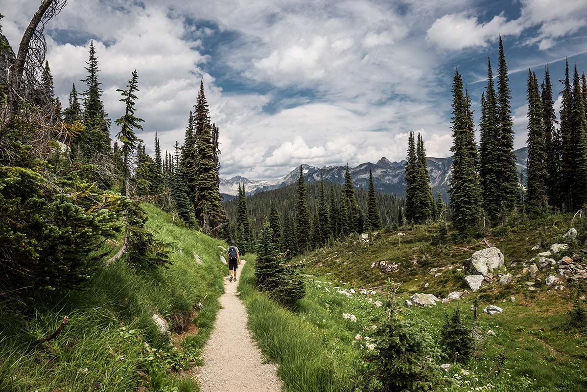 Národní park Mount Revelstoke