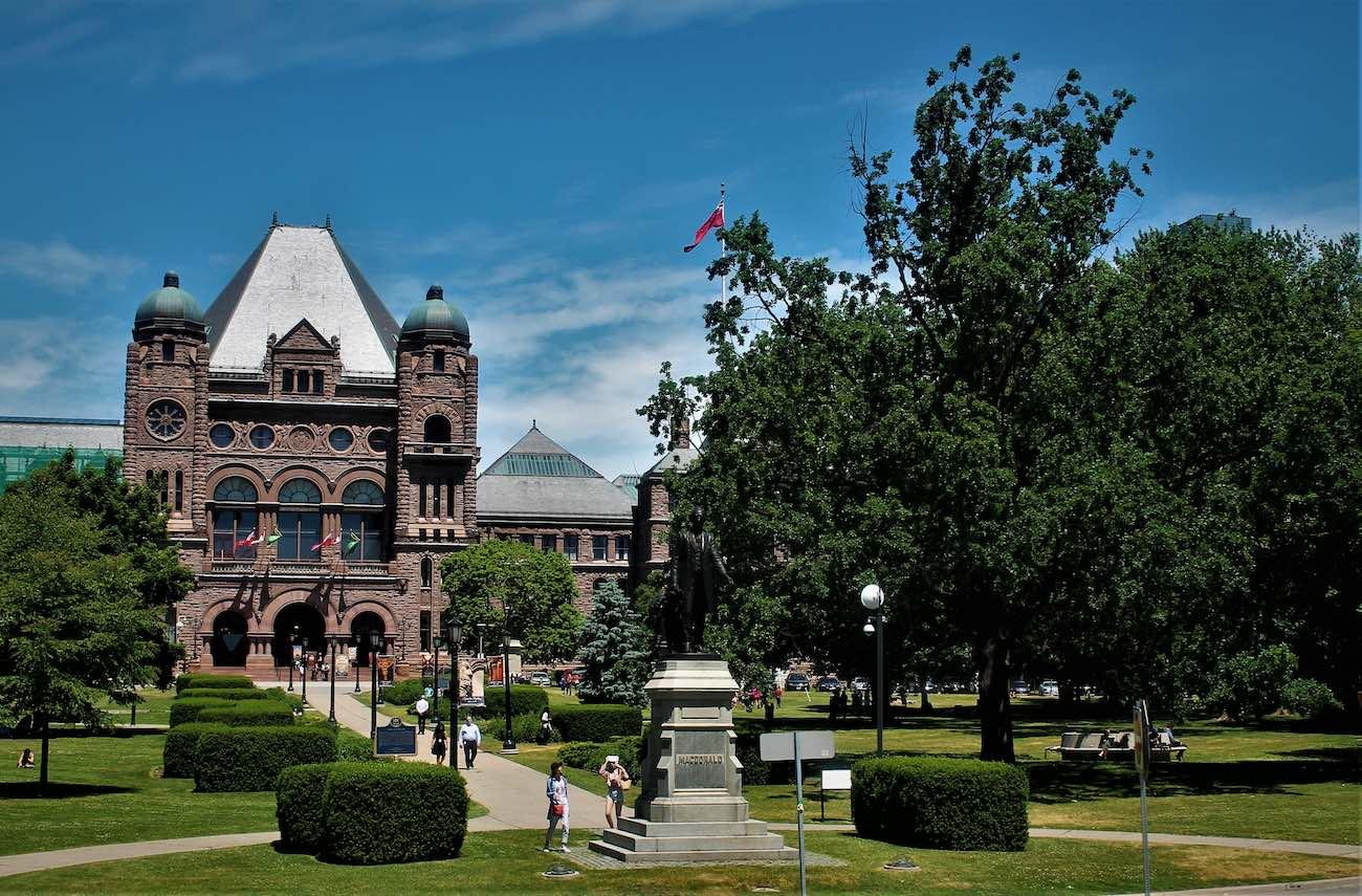 studentská víza do Kanady