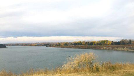 Glenmore Reservoir