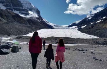 Rodinný 3denní roadtrip Calgary Jasper s dětmi