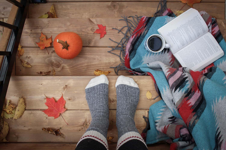 Vánoční dárek - ponožky