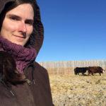 Rozhovor Monča - práce na farmě