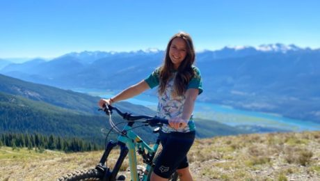 Podcast s Leou - mountain biking