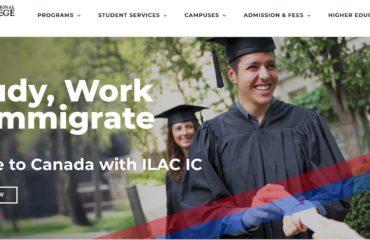 ILAC studium kanada