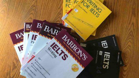 Jazyková zkouška IELTS