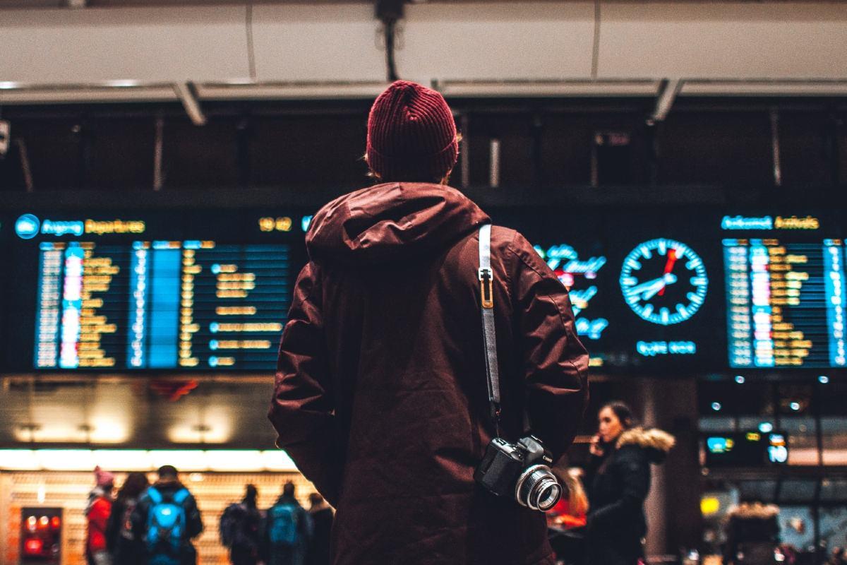 letiště v kanadě