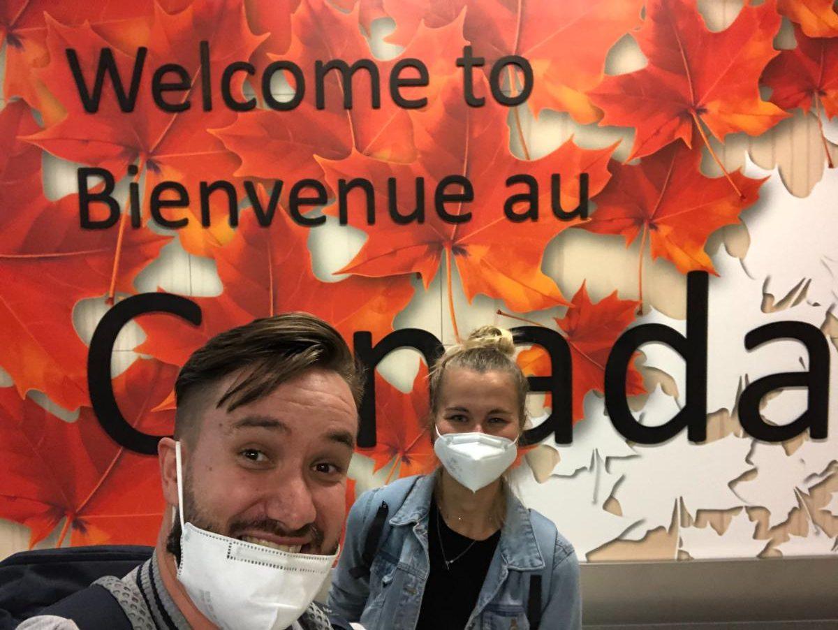 Rozhovor: Srpnový let do Kanady se Štěpánem a Barčou