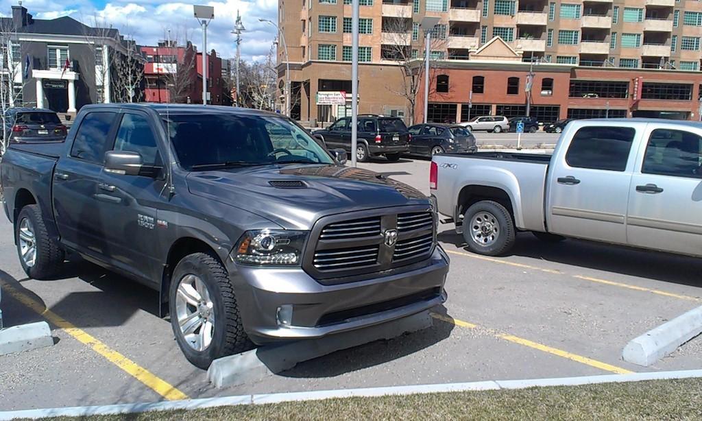 Auta v Calgary Kanada