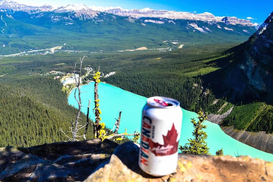 Canadian pivko v Kanadě