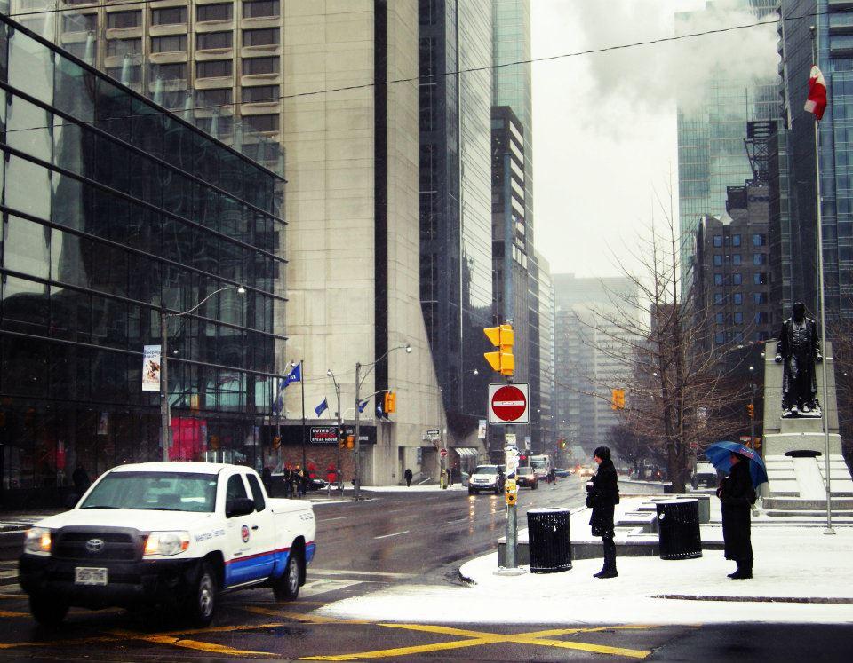 Doprava Toronto