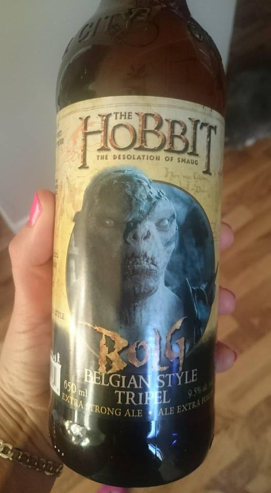 Hobbit pivo v Kanadě