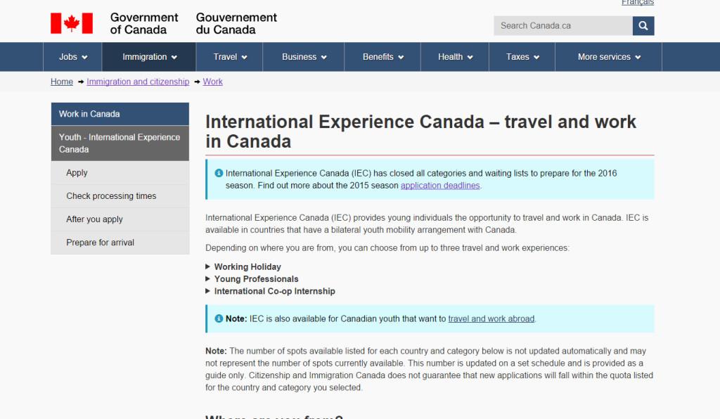 IEC Canada