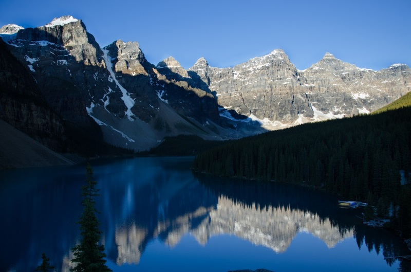 Moraine Lake Banff Kanada