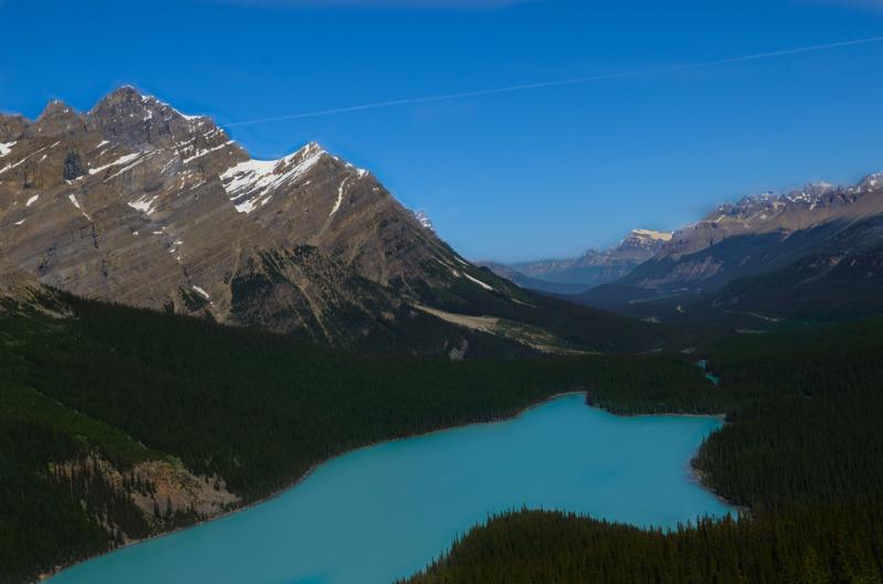 Peyto Lake Banff Kanada