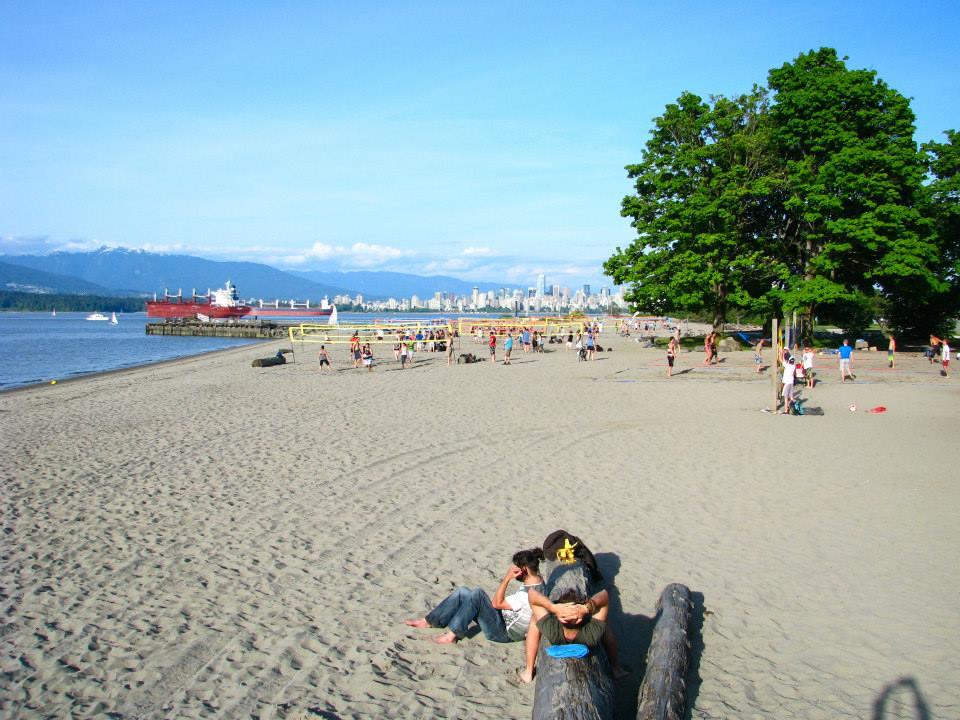 Pláž Vancouver