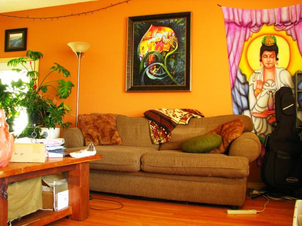 Ubytování v Kanadě - couchsurfing